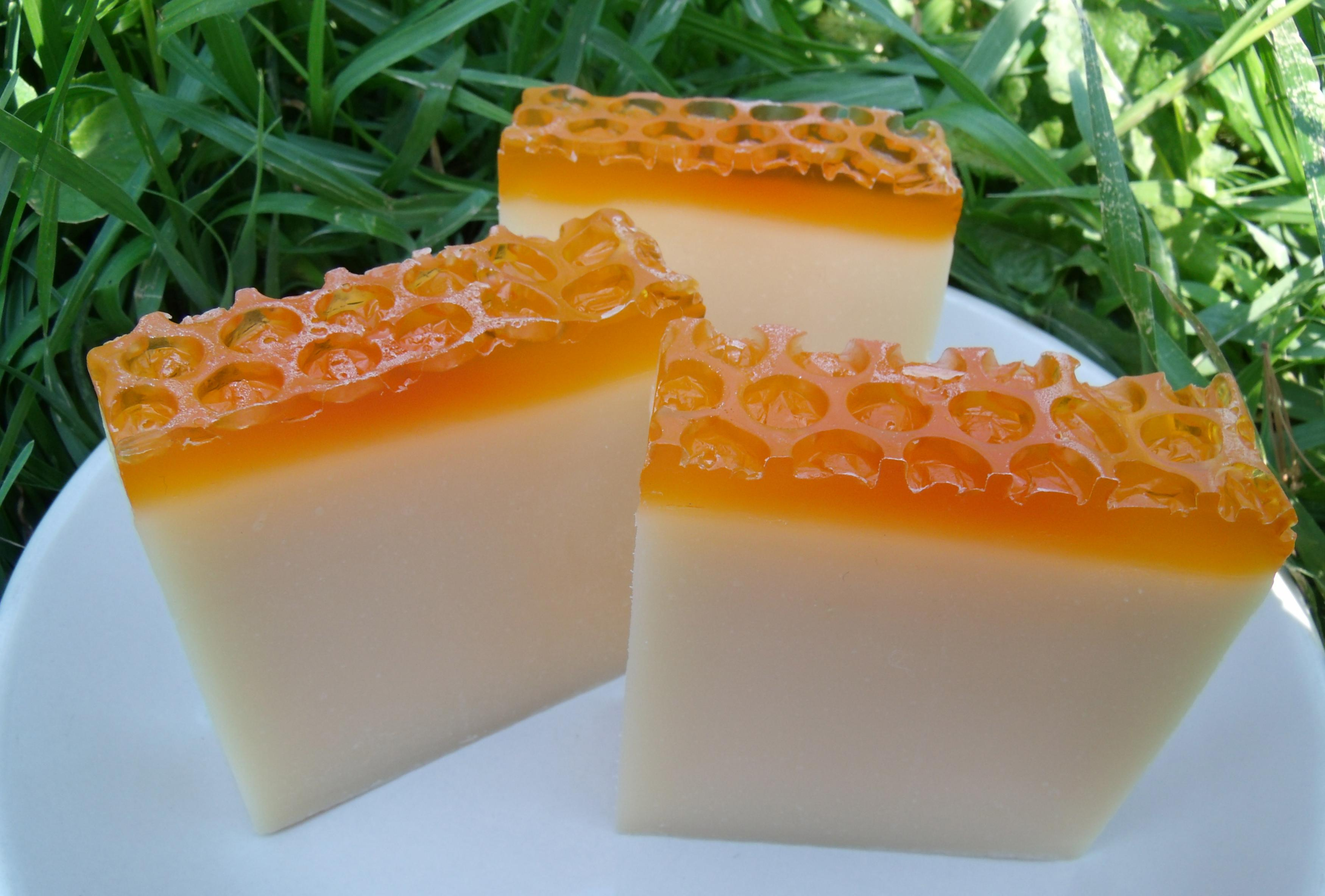 Honey Almond Soap on Luulla Almond Honey
